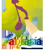 Fantasía Group Show, Ibiza Logo